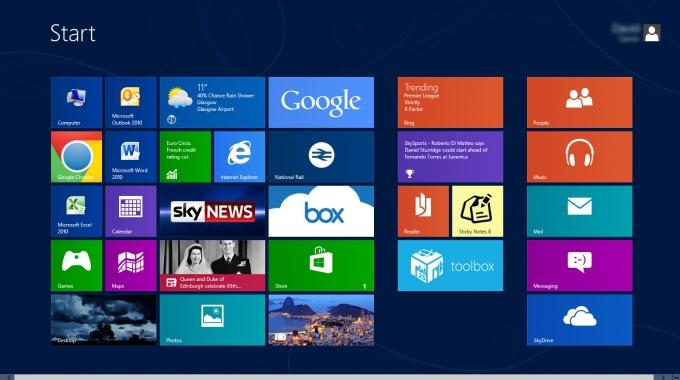 Как в Windows 8 сменить пользователя